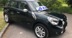 MINI COOPER COUNTRYMAN SD ALL 4 2000 TDI CV 143
